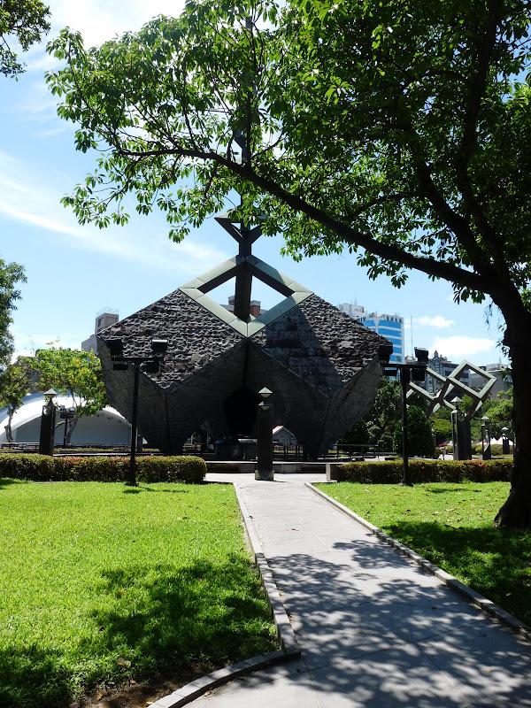 TAIWAN.Taipei.Peace park 228 - P1110495.JPG