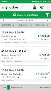 Shohoz – Buy Bus Tickets 3