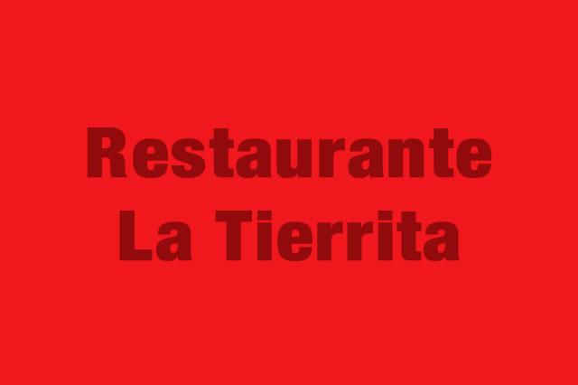 Restaurante La Tierrita es Partner de la Alianza Tarjeta al 10% Efectiva