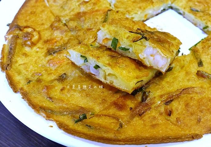 7 江原道韓國料理海鮮煎餅