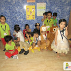 Rhyme Enactment - Five Little Monkey (Nursery A B) 20-9-2017