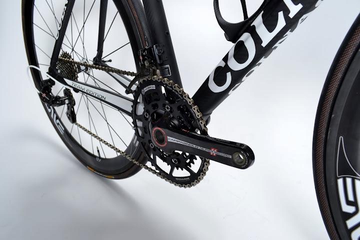Colnago C59 Campagnolo Super Record Enve Complete Bike
