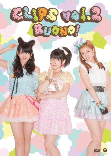 [TV-Variety] Buono! – CLIPS vol.2 (2012.08.29/DVDISO/3.46GB)