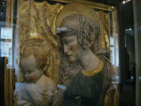 Donatello - The Virgin and Infant