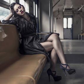 alone........ by Rolando Eduard - People Fashion