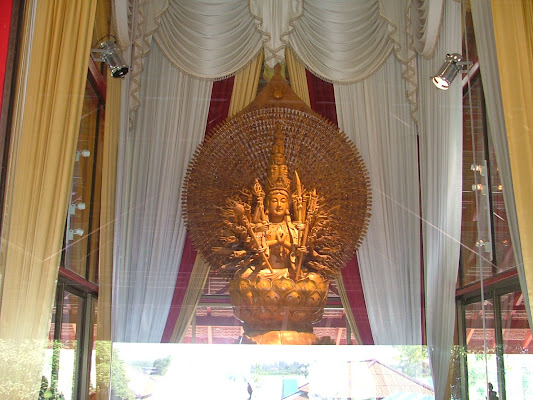 Bangsai Arts and Crafts Centre of H.M. Queen Sirikit of Thailand