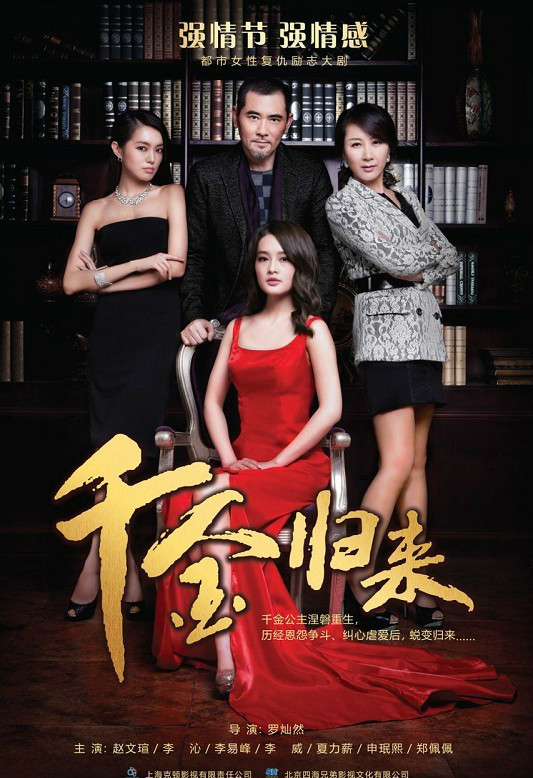 Return of the Heiress / Daughter's Back China Drama
