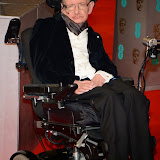 OIC - ENTSIMAGES.COM - Stephen Hawking at the EE British Academy Film Awards (BAFTAS) in London 8th February 2015 Photo Mobis Photos/OIC 0203 174 1069