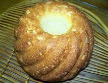Gâteau mollet ardennais