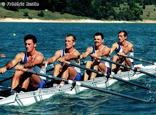 1990-La saison de l'équipe de France d'aviron