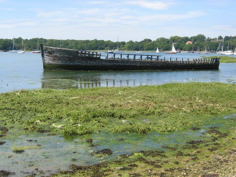 long shipwreck