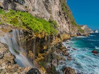 Nusa Penida, Peguyangan, Peguyangan Waterfall, Guyangan waterfall, Guyangan, Guyangan Spring Waterfall
