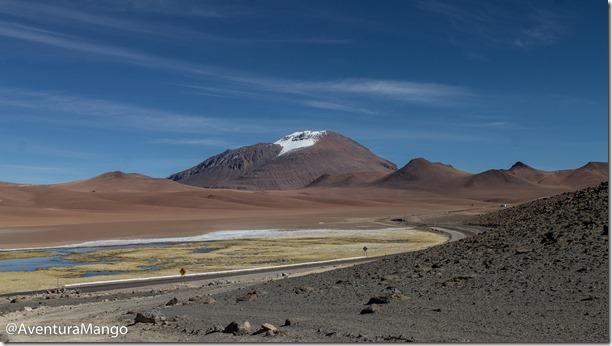 Cerro Simba e Laguna Quepiaco