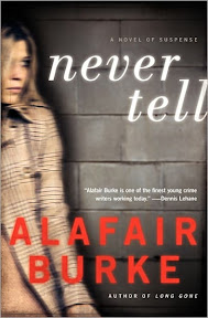 Never Tell cover