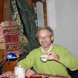 Jean-François Charmeux à Jawshangoz, juillet 2008. Photo :  J.-M. Desse