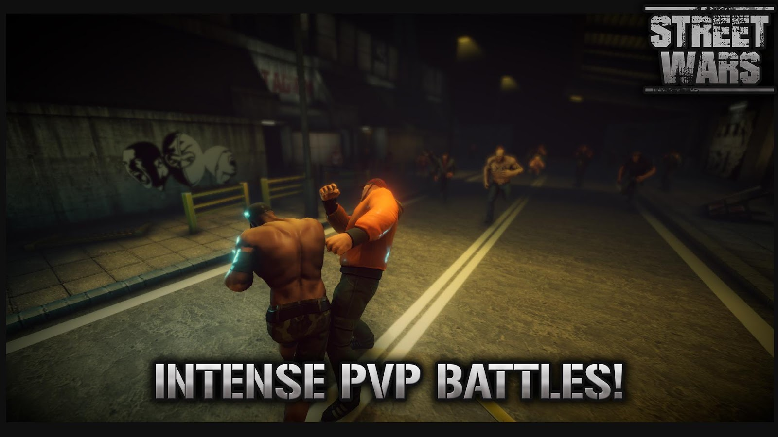 Street Wars PvP- screenshot
