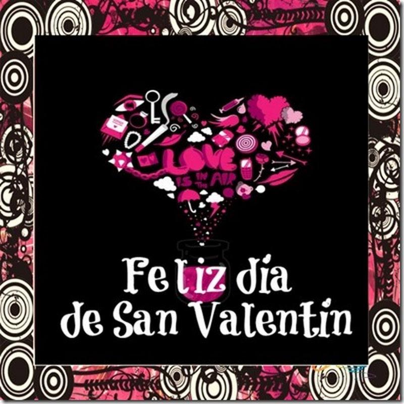 Feliz San Valentin, imágenes de amor