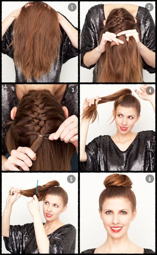 Tutorial On How To Style Your Hair _ For Summer 2017 13