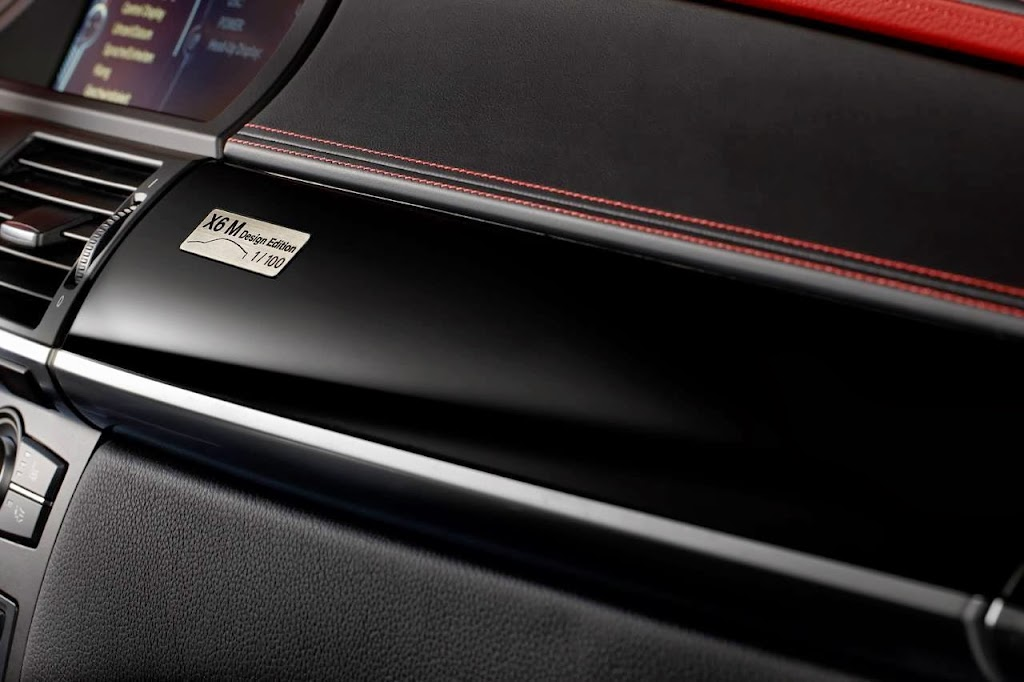 BMW X6 M Design Edition 5
