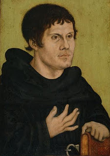 Martin Luther haunts Catholic priests of the Modernist persuasion