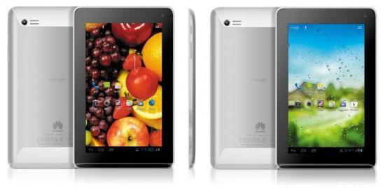 Tablet Huawei MediaPad 7 Lite, Starting officially on sale in October