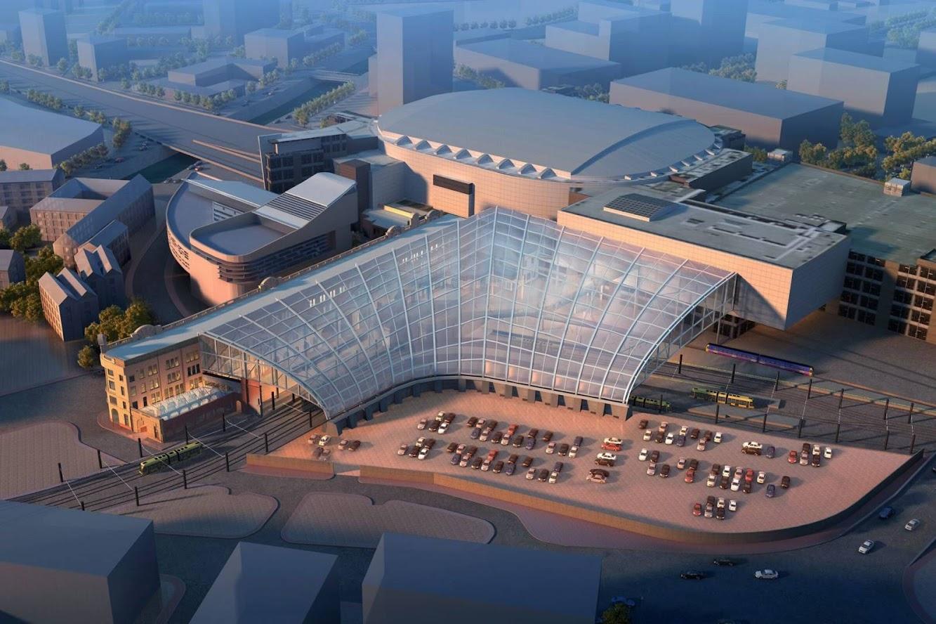 Manchester, Regno Unito: Transforming Manchester Victoria Station