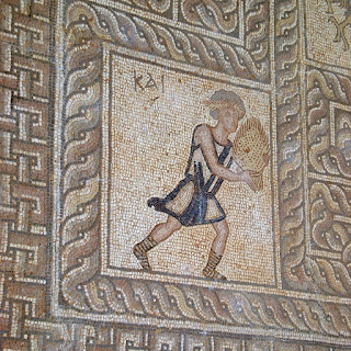 My Photos: Greece -- Mosaics -- Olympia