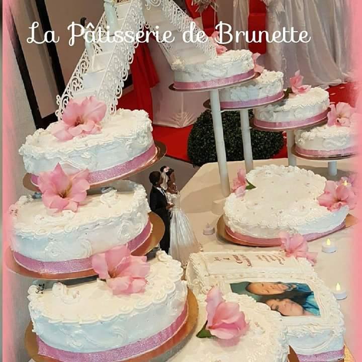 La Pâtisserie De Brunette Gâteaux De Mariage Haïtien