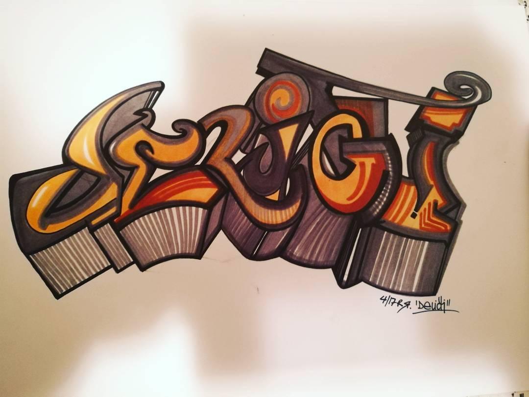 dibujos-lapiz-graffitis639