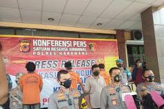 Polisi Karawang Ringkus Tiga Pelaku Jambret