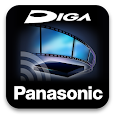 DIGA remote icon