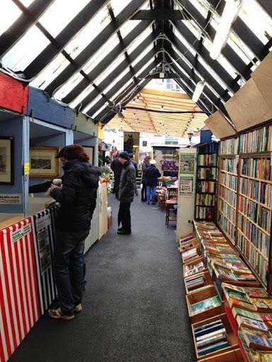 Books at Blackrock Market. From 28 Best Bookshops in Dublin