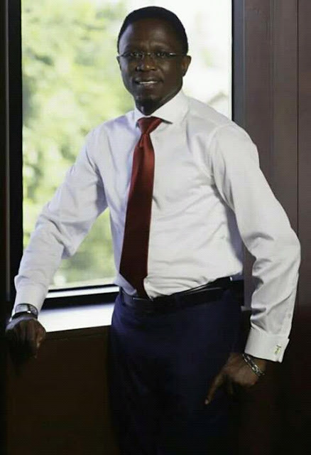 Who is ababu namwamba? The one on the picture.