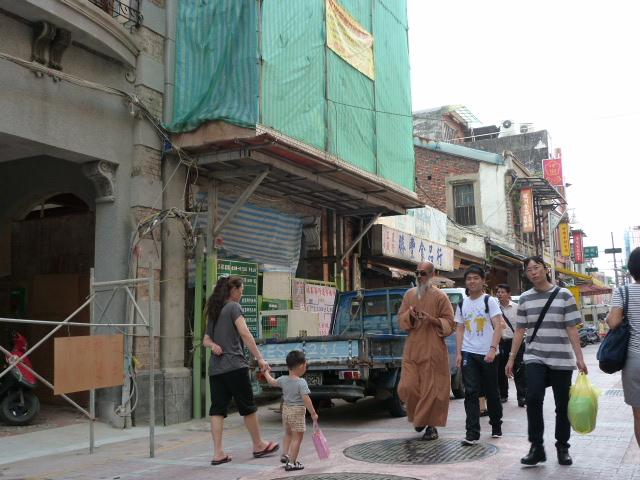 TAIWAN. Taipei ballade dans un vieux quartier - P1020613.JPG