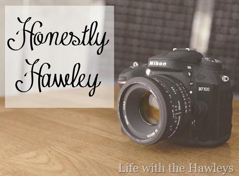 Honestly Hawley