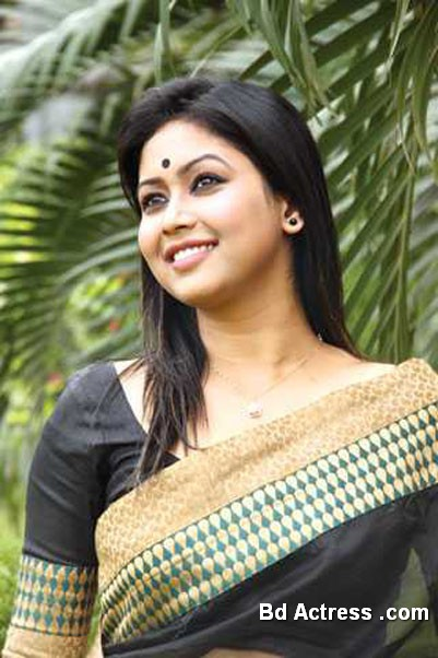 Bangladeshi Actress Vabna