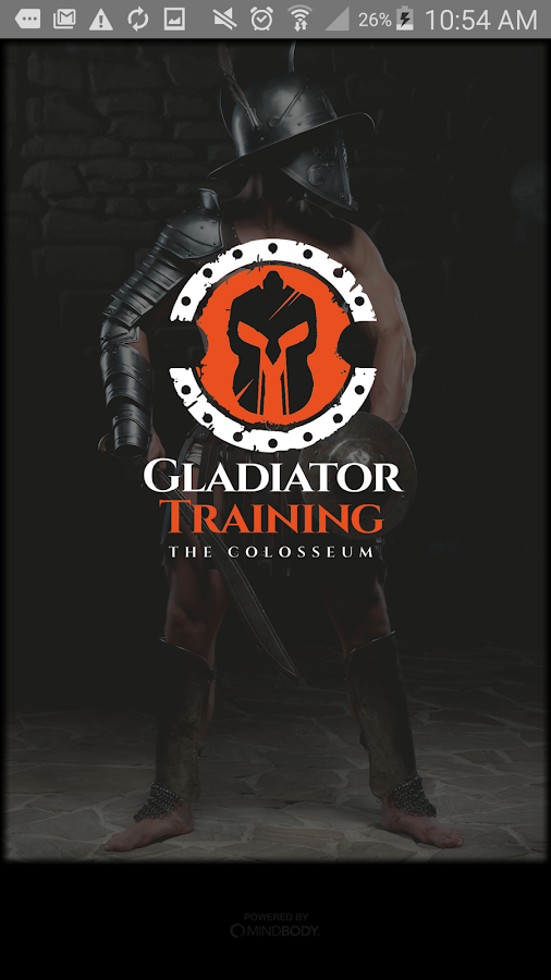 Gladiator Training- screenshot