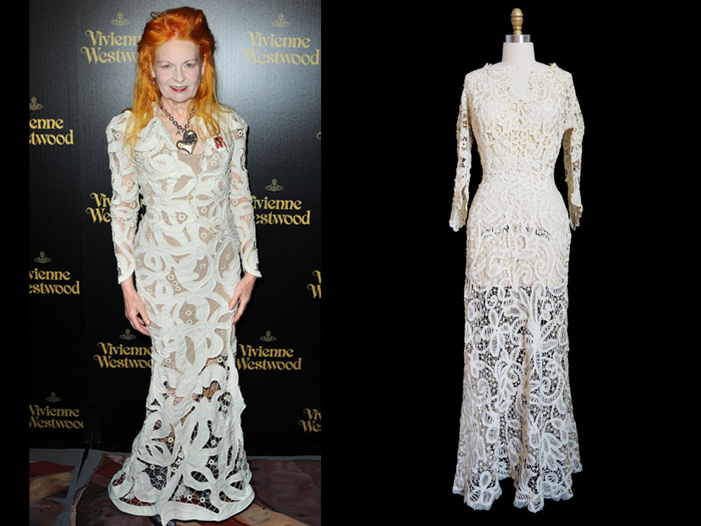 Get the look [Vivienne Westwood in Vintage! ]