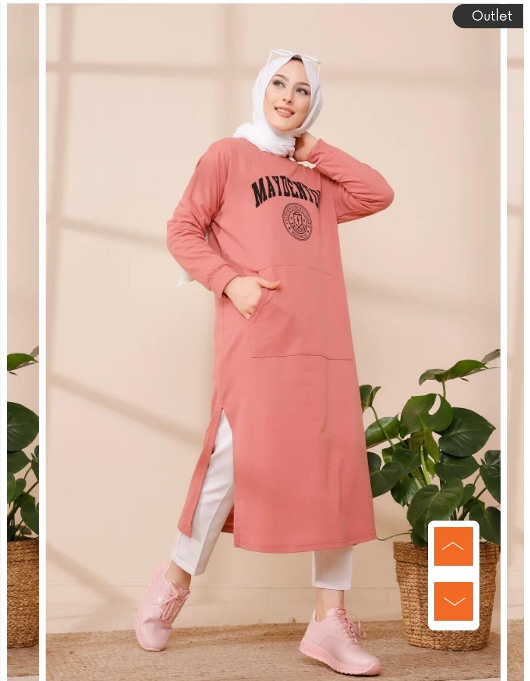 hijab tunique style 2021