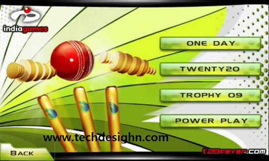 Enjoy Cricket Game In Your Android Smart Phone | Tech Desighn