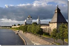 5 Pskov kremlin riviere Velikaïa