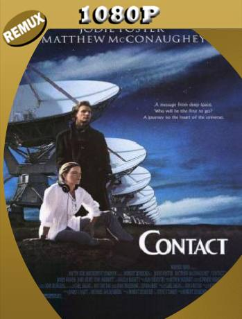 Contact (1997) Remux [1080p] [Latino] [GoogleDrive] [RangerRojo]