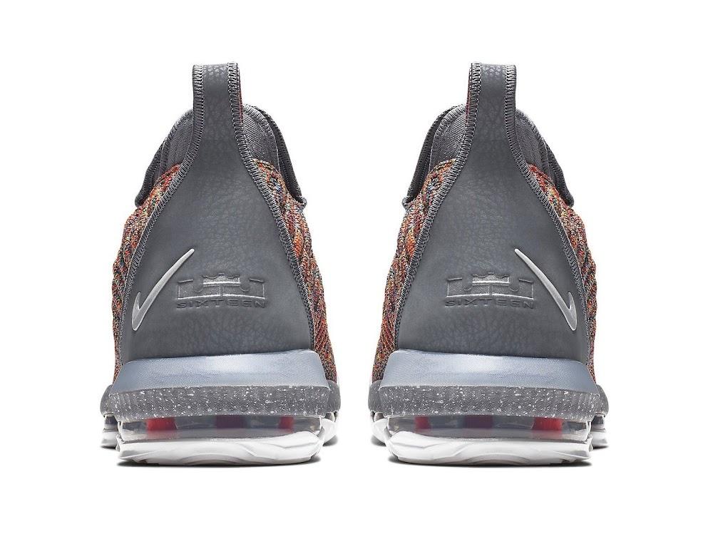 Nike LeBron XVI 16 2020 Vision Release Date ...