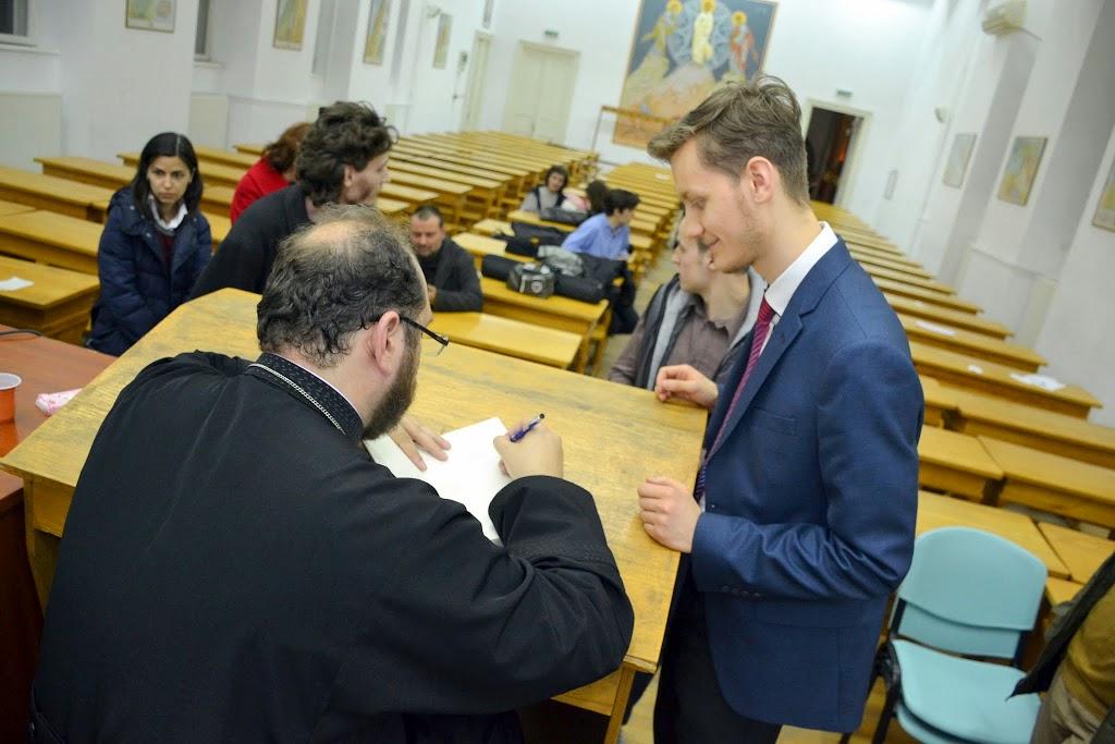 Pr. Constantin Necula despre tineri, FTOUB 302