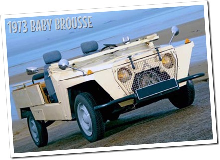 1973 Baby Brousse Citroen- autodimerda.it