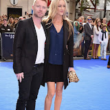 OIC - ENTSIMAGES.COM - Ronan Keating and Storm Uechtritz at the Tomorrowland: A World Beyond European Premier in London 17th May 2015  Photo Mobis Photos/OIC 0203 174 1069