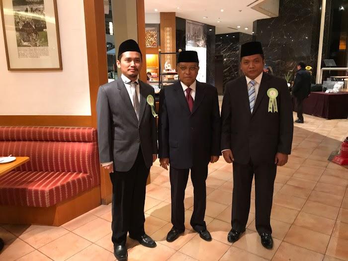 Diplomasi Perdamaian, Kiai Said Aqil Siroj Kampanyekan Islam Nusantara di Korsel