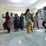 Topsia Center Dance Therapy Class