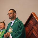 Powitanie ks. Proboszcza oraz ks. Macieja i ks. Wojciecha - 27.08.2017