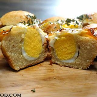 Korean Egg Bread – Gyeran Bbang